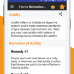 Home Remedies – Natural Cures for Common Ailments v3.11 [Pro] APK Free Download
