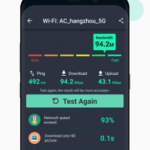 Internet speed test Meter- SpeedTest Master v1.33.0 [Premium] APK Free Download
