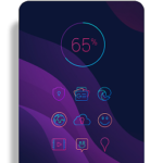 Lines Chroma – Icon Pack v3.2.7 [Patched] APK Free Download