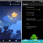 Midnight Camp Live Wallpaper v1.0.0 [Paid] APK Free Download