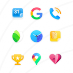 Nebula Icon Pack v3.1.0 (Patched) APK Free Download