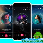 Power Audio Pro: Music Player v1.1 [Paid] by STAR APK Free Download