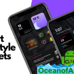 Smart iOS Style widgets v5.0 [Paid] APK Free Download