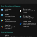 SmartPack Kernel Manager v13.9-Playstore [Root][AdFree-Premium MoD] APK Free Download