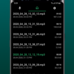 Song Recorder, Music Recorder and MP3 Recorder v1.0.4 [Pro] APK Free Download
