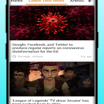 Tech News Pro: Technology, AI, ML, IoT, Science v1.1.1 [Paid] APK Free Download