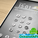 Type4-White Icon Pack v1.6 [Patched] APK Free Download