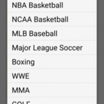 USA Sports v3 [Ad-Free] APK Free Download