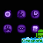Ultraviolet – Stealth Purple Icon Pack v1.6 (Patched) APK Free Download