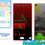 Visione for KLWP v1.0.0 [Paid] APK Free Download