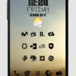 Zwart – Black Icon Pack v20.11.5 APK Free Download