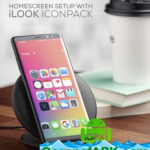 iLOOK Icon pack UX THEME v3.2 [Patched] APK Free Download