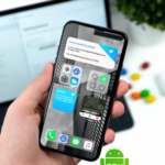 iOS Widgets for KWGT v4.1 [Paid] APK Free Download