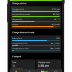 AccuBattery – Battery Health v1.4.2 Build 54 [Pro] APK Free Download