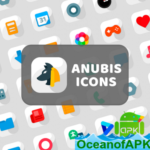 Anubis White – Icon Pack v1.3 (Patched) APK Free Download