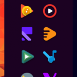 Aprikola Shapeless Icon Pack v1.7.5 [Patched] APK Free Download