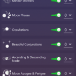 Astronomy Events with Push v1.1.7 APK Free Download