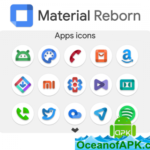 Material Reborn Icon Pack v1 (Patched) APK Free Download