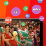 PLAYit – A New All-in-One Video Player v2.4.6.39 [Vip] APK Free Download