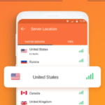 Turbo VPN- Free VPN Proxy Server & Secure Service v3.5.1 (Premium) APK Free Download