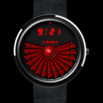Watch Face: Cyber Red Tech – Wear OS Smartwatch v1.0.18 [Paid] APK Free Download