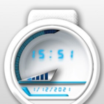 Watch Face: Proto White 360 – Wear OS Smartwatch v1.5.40 [Paid] APK Free Download