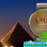 Watch Face: Sandstorm of Giza – Wear OS Smartwatch v1.21 [Paid] APK Free Download