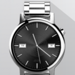 Watch Face: Silver Metal – Wear OS Smartwatch v1.3.20 [Paid] APK Free Download