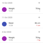 Body measurements – weight, BMI, waist, fat, pulse v1.9.4 [Pro] APK Free Download
