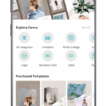 Canva: Graphic Design & Logo, Poster, Video Maker v2.98.1 [Premium] APK Free Download