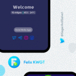 Felix KWGT v5.0.1 [Paid] APK Free Download
