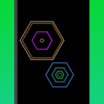 Hex AMOLED Neon Live Wallpaper v1.2 [Paid] APK Free Download