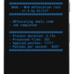 Smob – Mod obfuscation tool v1.4 [Android] APK Free Download