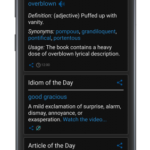 Dictionary Pro v15 build 1500 [Paid] APK Free Download