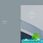 Frost KWGT v4.6 [Paid] APK Free Download