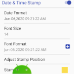 PhotoStamp Camera v1.6.9 [Premium] APK Free Download