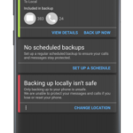 SMS Backup & Restore Pro v10.10.001 [Paid] APK Free Download