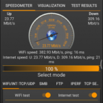 WiFi Speed Test Pro v4.1.3 [Paid] [Patched] APK Free Download