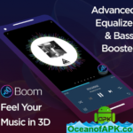 Boom: Music Player, Bass Booster and Equalizer v2.5.3 [Premium] APK Free Download