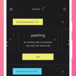 Memorize: Learn SAT Vocabulary with Flashcards v1.5.4 [Paid] [SAP] APK Free Download